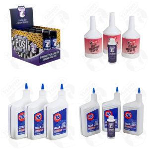 Oil & Additives