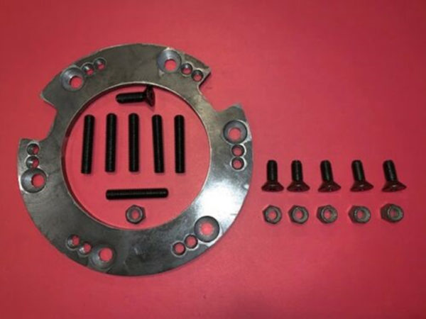 Clocking Ring NP205 Round Mount Pattern Transfer Case Ford UP GM Down