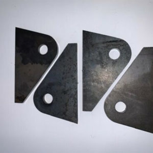 Weld On Suspension Chassis Link Tabs Frame Mount