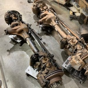 Ford Superduty Dana 60 Front Axle
